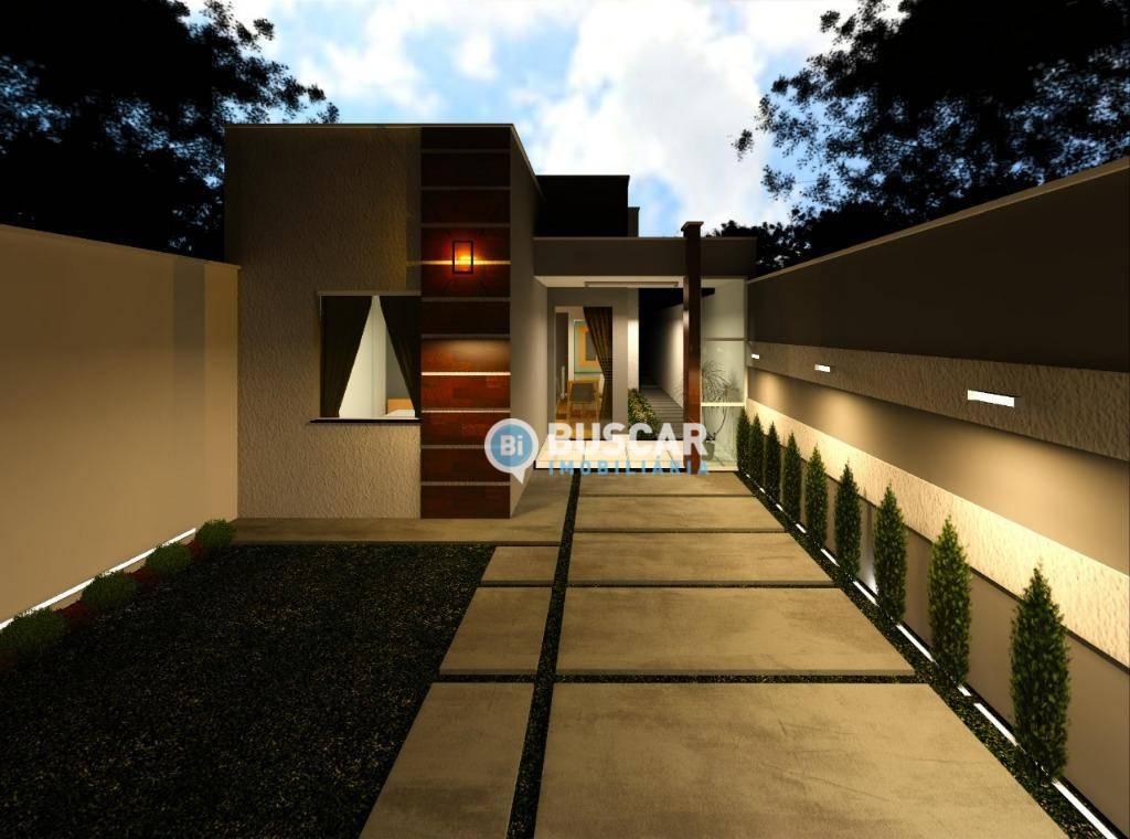 Casa à venda, 55 m² por R$ 130.000,00 - Mangabeira - Feira de Santana/BA
