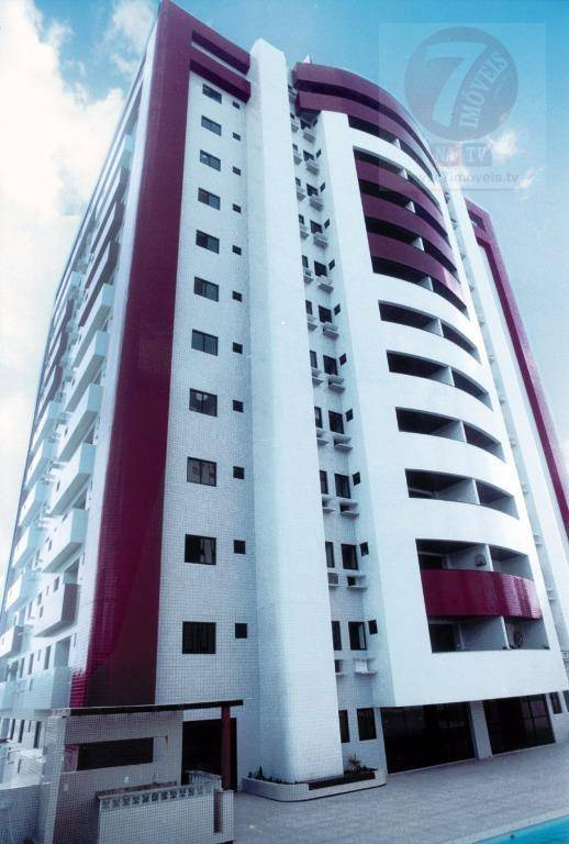 Apartamento residencial à venda, Miramar, João Pessoa - AP03