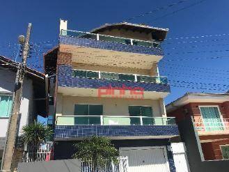 Apartamento Duplex com 3 dormitórios à venda, 238 m² por R$ 403.000 - Do Ubatuba - São Francisco do Sul/SC