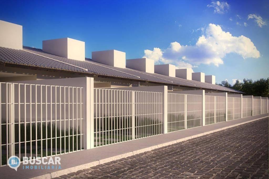 Casa à venda, 60 m² por R$ 129.900,00 - Sim - Feira de Santana/BA