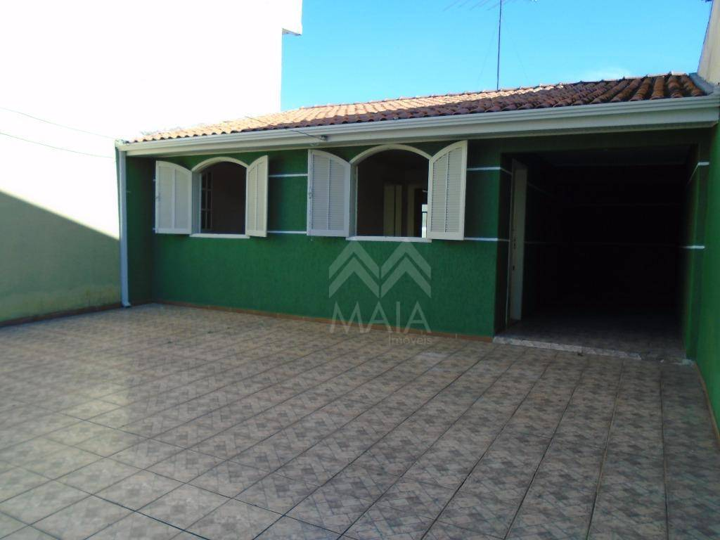 Casa residencial, Sítio Cercado, Curitiba.