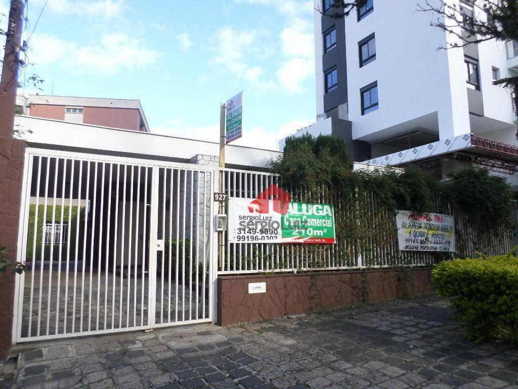 Casa Comercial para Locação - Curitiba
