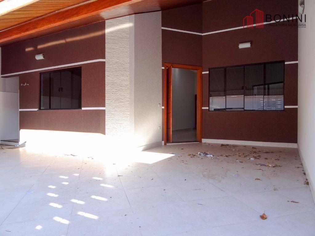 Casa 3 Dorm, Parque Novo Mundo, Americana (CA0266)
