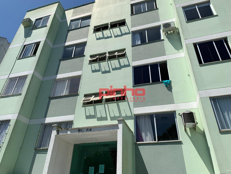 Apartamento com 1 dormitório para alugar, 43 m² por R$ 700,00/mês - Estreito - Florianópolis/SC