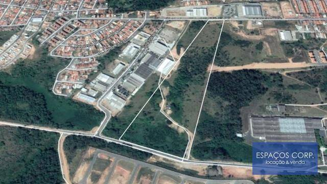 Terreno industrial à venda, 82105m² - Votorantim/SP