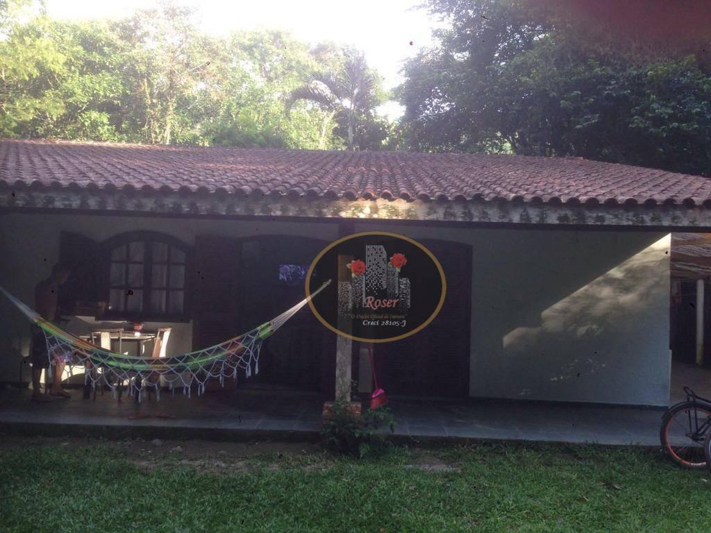 Chácara à venda, 500 m² por R$ 900.000,00 - Boiçucanga - São Sebastião/SP