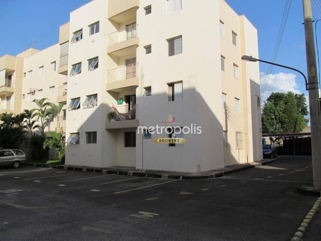 Apartamento à venda, 62 m² por R$ 170.000,00 - Vila Haro - Sorocaba/SP