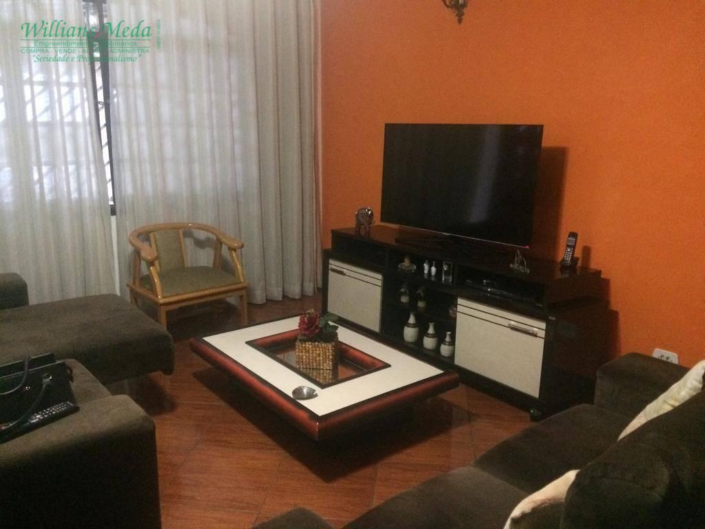 Sobrado à venda, 108 m² por R$ 550.000,00 - Jardim Bom Clima - Guarulhos/SP