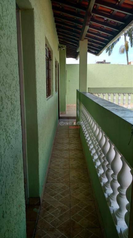 Casa com 6 dormitórios à venda, 470 m² por R$ 990.000 - Vila