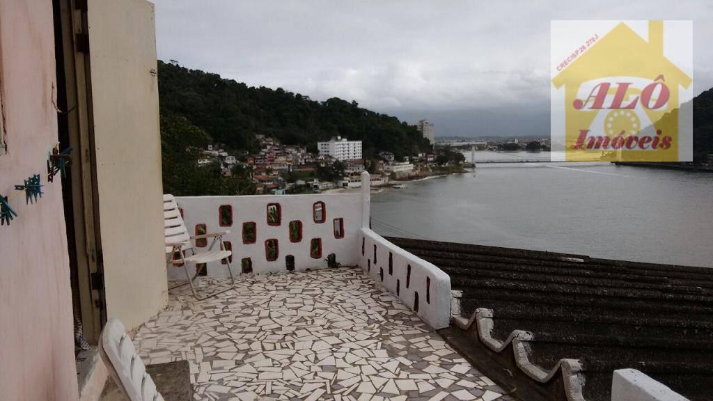 Sobrado à venda, 207 m² por R$ 510.000,00 - Parque Prainha - São Vicente/SP