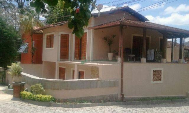 Foto - [CA0273] Casa Teresópolis, Alto
