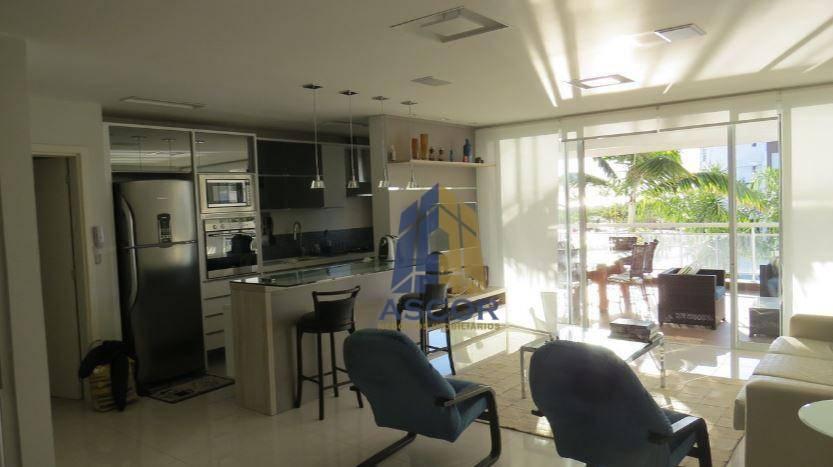 Apartamento temporada para locação, Cachoeira do Bom Jesus, Florianópolis.