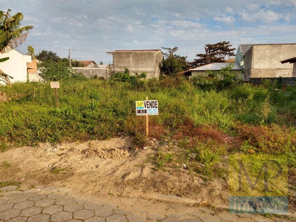 Terreno à venda, 300 m² por R$ 280.000 - Meia Praia - Navegantes/SC