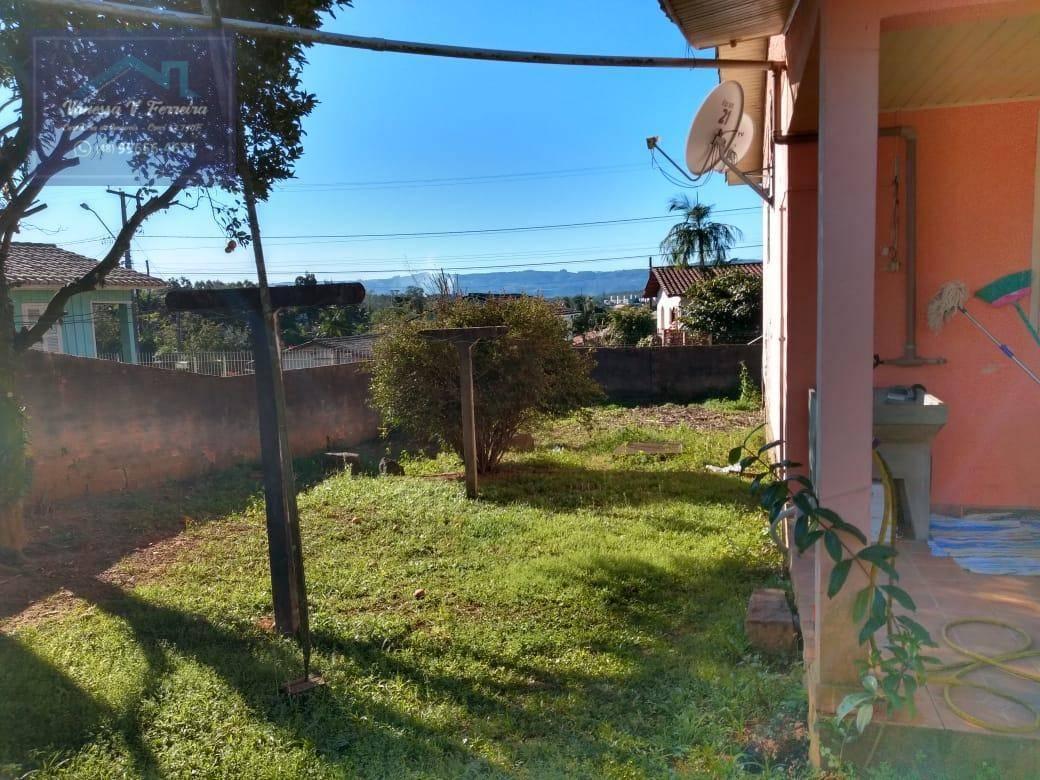 Casa com 2 dormitórios à venda, 84 m² por R$ 250.000 - Vila Floresta - Criciúma/SC