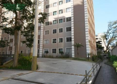 Apartamento residencial para venda e locação, Vila Rio de Ja