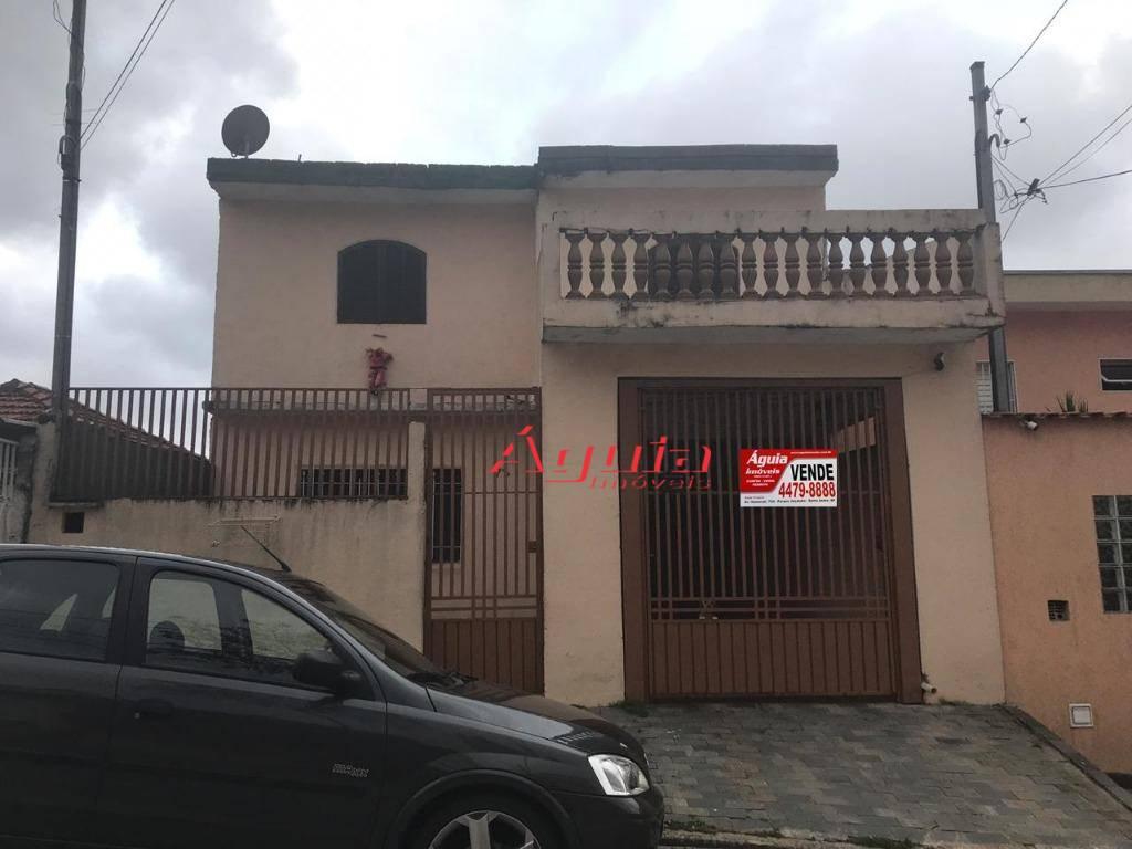 Sobrado com 3 dormitórios à venda, 187 m² por R$ 380.000 - Vila Lucinda - Santo André/SP