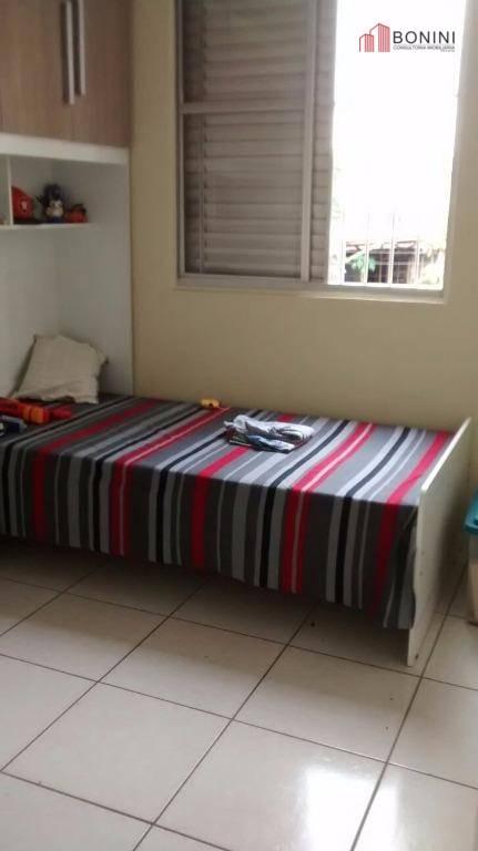 Apto 3 Dorm, Nova Americana, Americana (AP0243) - Foto 11