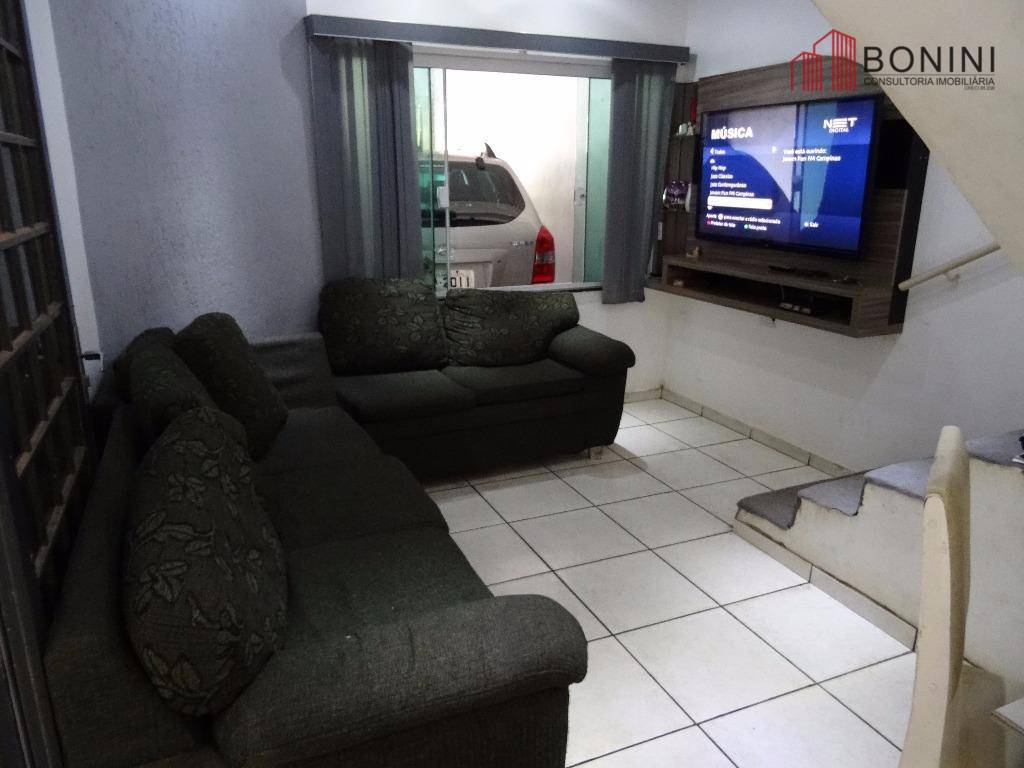 Bonini Consultoria Imobiliária - Casa 4 Dorm