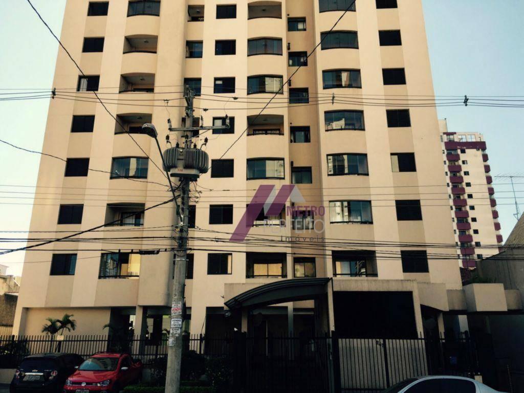 Apartamento residencial à venda, Vila Bertioga, São Paulo.