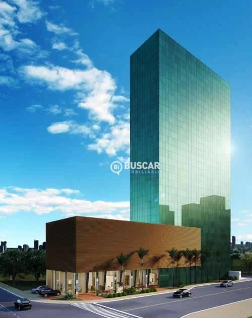 Salas Comerciais, Ícone Tower, 30 m² A- 2 mil V- 280 mil