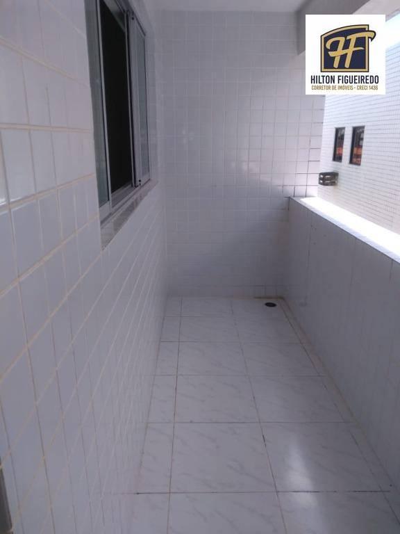 Apartamento com 3 dormitórios à venda, 83 m² por R$ 189.900,00 - Jardim Oceania - João Pessoa/PB