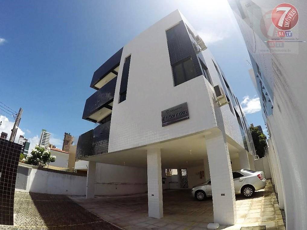 Apartamento residencial à venda, Manaíra, João Pessoa - AP01