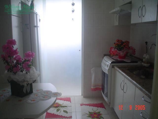 Apartamento com 2 dormitórios à venda, 50 m² por R$ 245.000 - Gopoúva - Guarulhos/SP