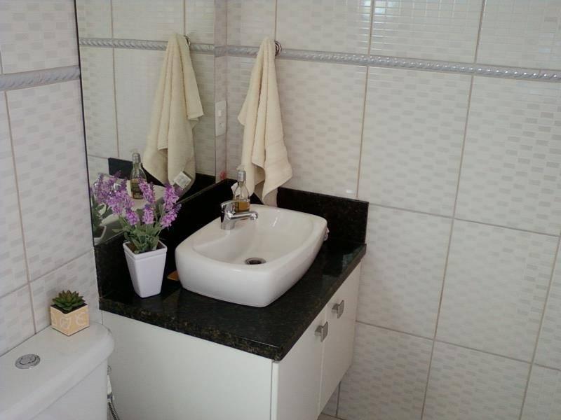 Casa 3 Dorm, Condomínio Campos do Conde, Paulinia (CA1501) - Foto 14