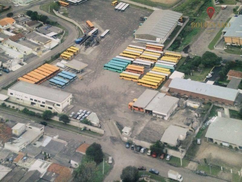 Terreno Aluga 14.069 m² com Área construída 2.084.- m² na Cidade Industrial