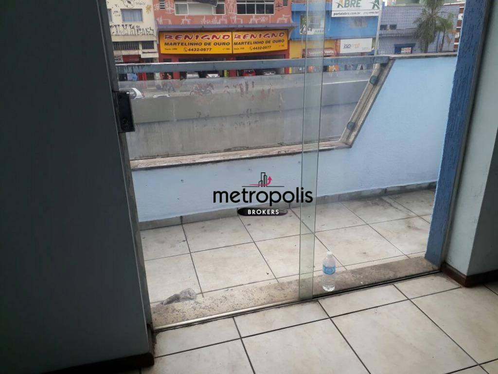 Loja comercial para venda e locação, Centro, Santo André.