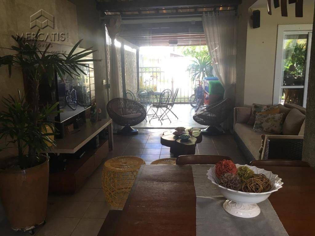 Varanda Gourmet com Deck Varanda Gourmet com Deck