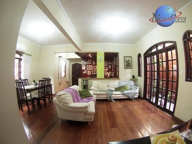 Sobrado 2 dormitórios à venda, Vila São Jorge, São Vicente.