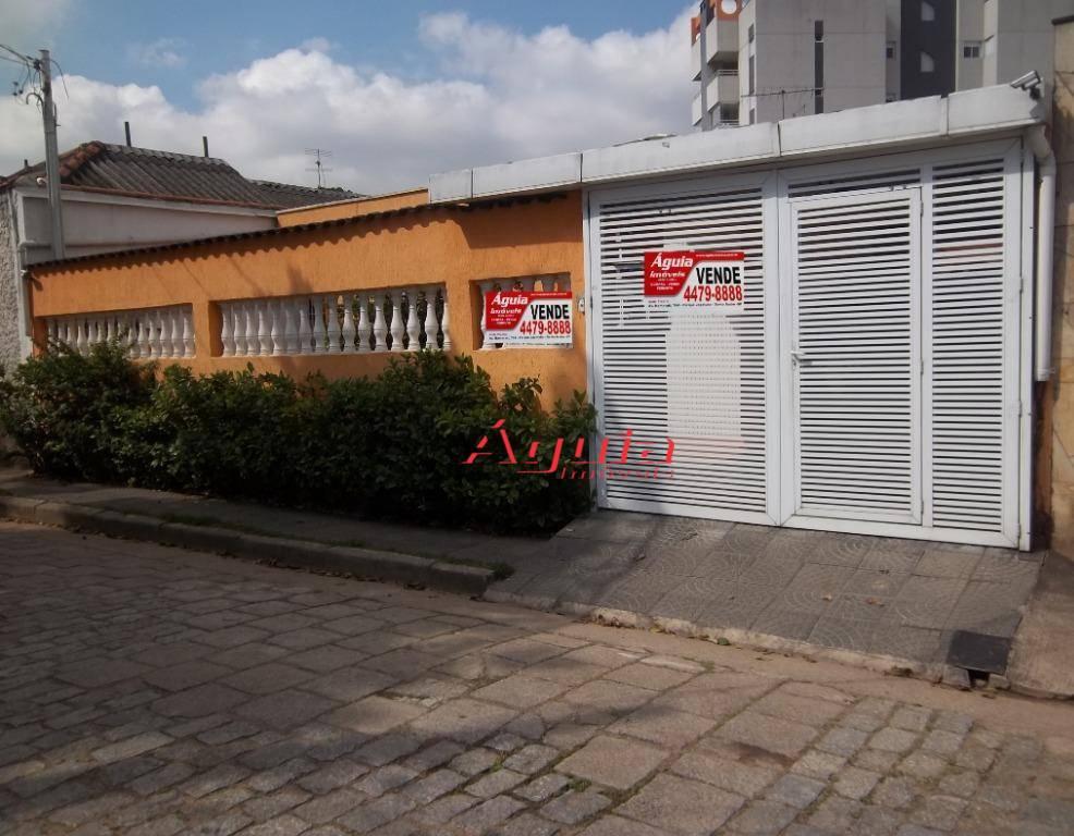 Casa com 2 dormitórios à venda, 247 m² por R$ 580.000 - Santa Teresinha - Santo André/SP