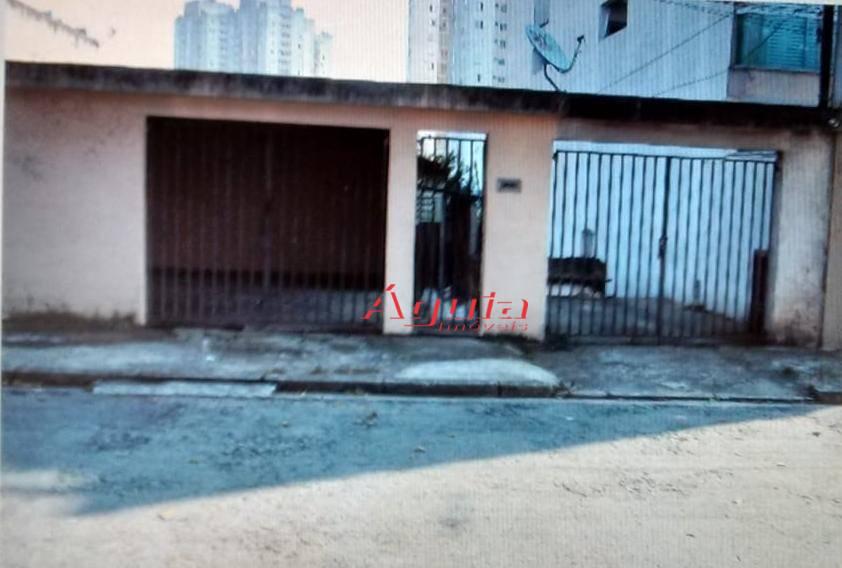 Terreno residencial à venda, Parque Novo Oratório, Santo André.