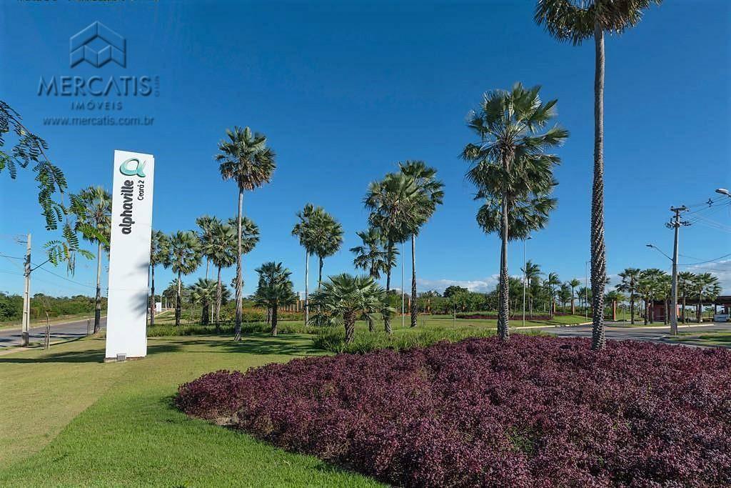 jardim da entrada | condomínio alpha residencial 2