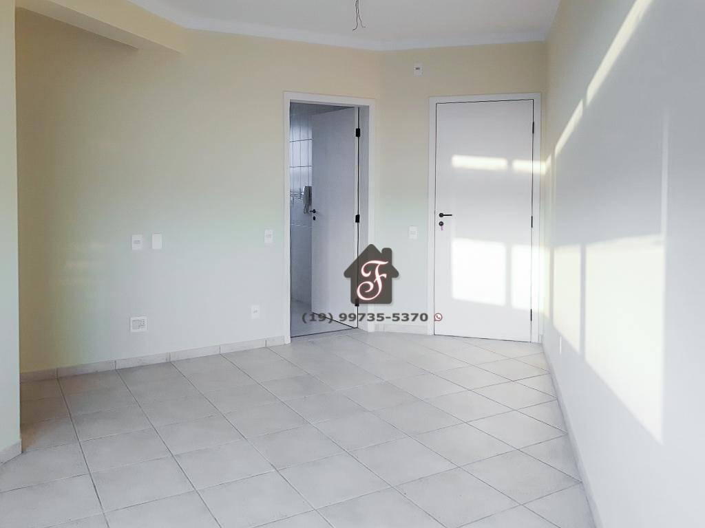 Apartamento com 1 dormitório à venda, 44 m² por R$ 300.000,00 - Cambuí - Campinas/SP