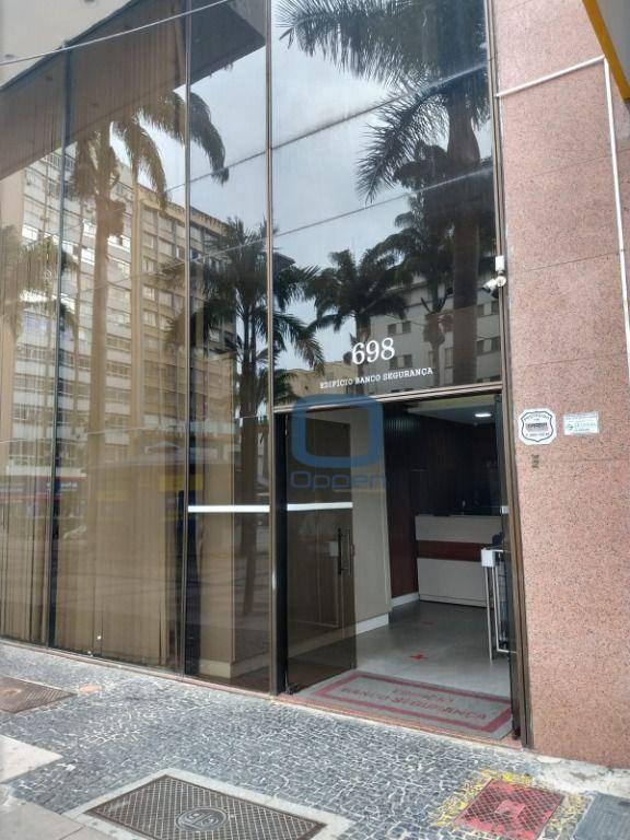 Sala para alugar, 49 m² por R$ 350,00/mês - Centro - Campinas/SP