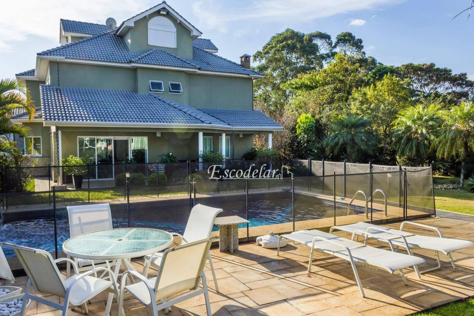 Casa à venda, 573 m² por R$ 4.200.000,00 - Roseira - Mairiporã/SP