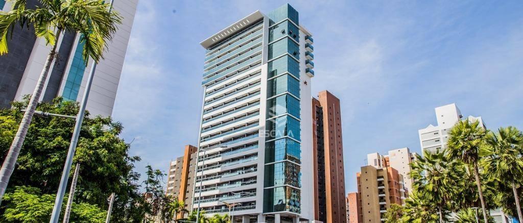 Sala à venda, 36 m² por R$ 624.671,00 - Meireles - Fortaleza/CE