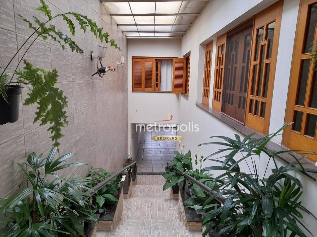 Sobrado com 3 dormitórios à venda, 395 m² por R$ 1.600.000,00 - Barcelona - São Caetano do Sul/SP