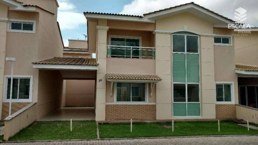 Casa com 3 quartos à venda, 186 m², nova, financia - Lagoa Redonda - Fortaleza/CE
