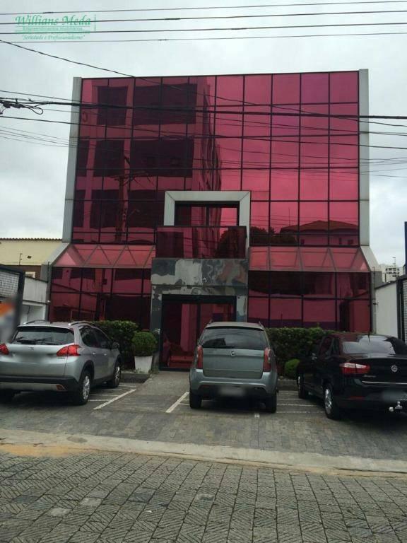 Prédio, 537 m² - venda por R$ 2.500.000,00 ou aluguel por R$ 14.000,00/mês - Centro - Guarulhos/SP