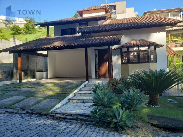 Casa com 4 dormitórios para alugar, 300 m² por R$ 3.000/mês - Maria Paula - São Gonçalo/RJ