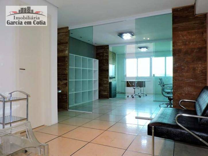 Salas comerciais para locação em Cotia SP - The Square Open