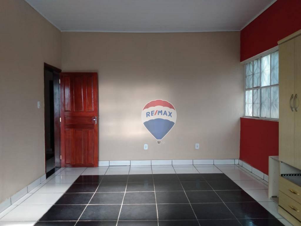 Apartamento com 3 dormitórios para alugar, 120 m² por R$ 1.500,00/mês - Mocambo - Porto Velho/RO