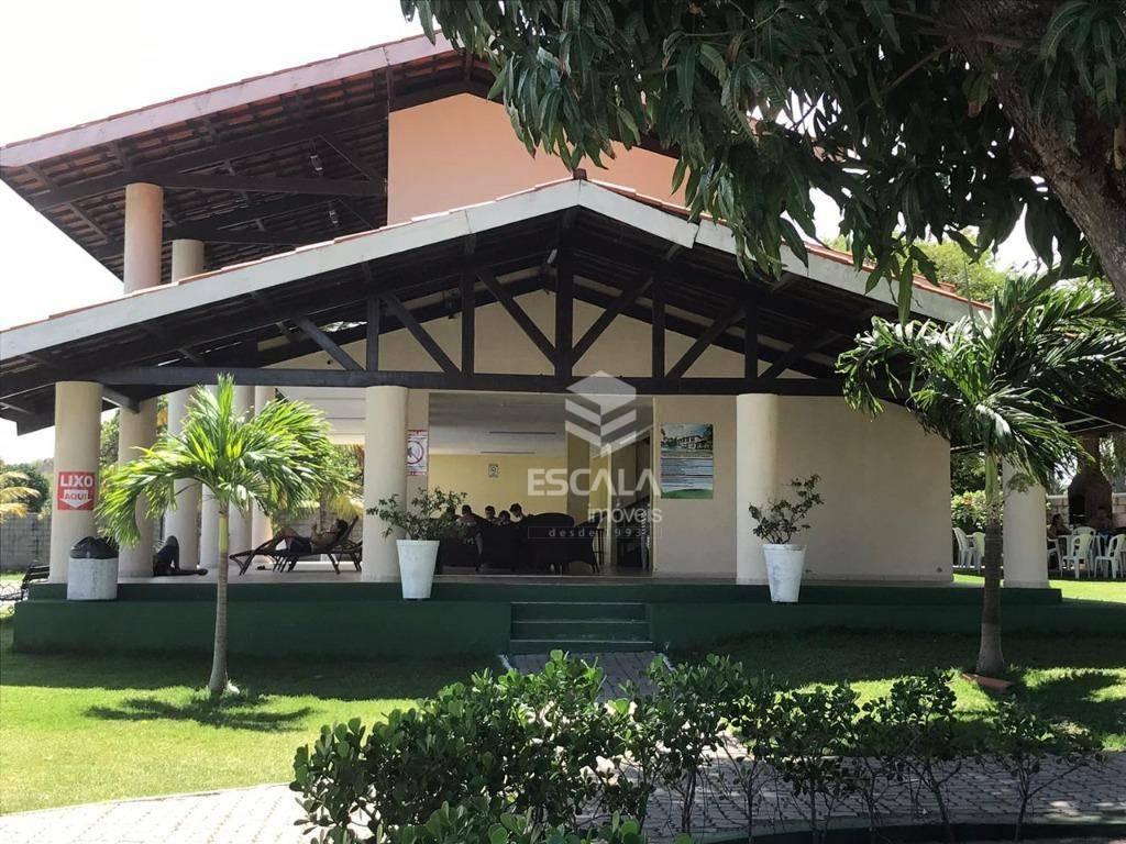 Lote à venda, 262 m², Vila do Porto, condomínio fechado, financia - Lagoa do Banana - Caucaia/CE
