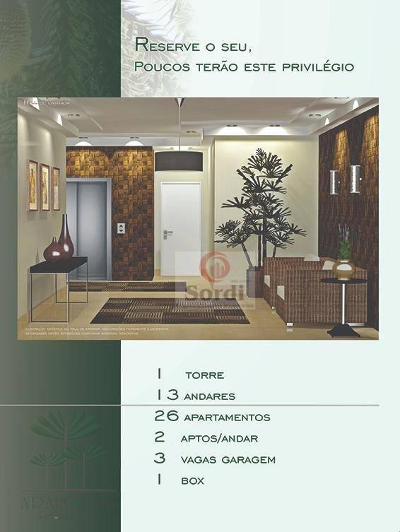 Apartamento com 3 dormitórios à venda, 141 m² por R$ 620.000,00 - Centro - São Joaquim da Barra/SP