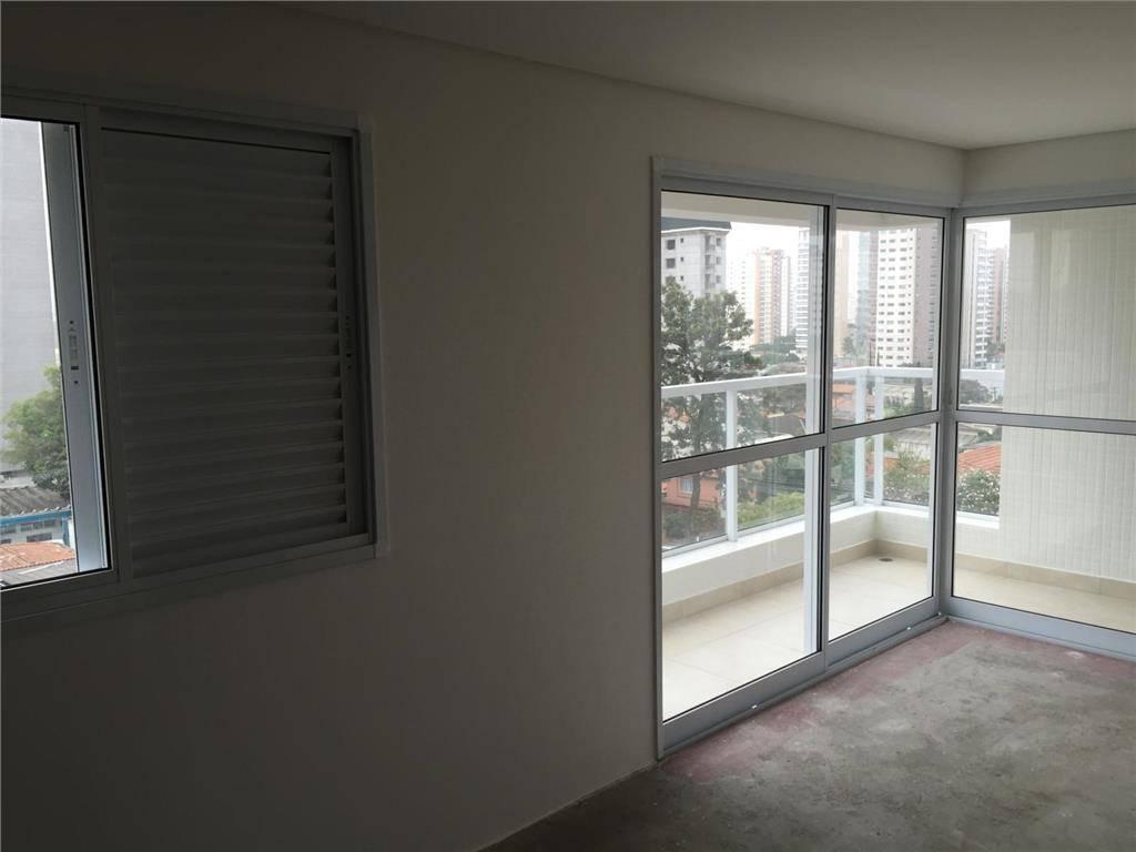 Apartamento à venda, 137 m², 3 suítes, var gourmet, 4 vagas! Bairro Jardim, Santo André.