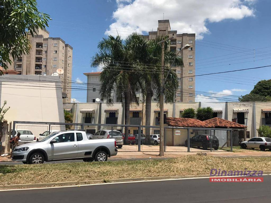 Apartamento com 1 dormitório para alugar - Olinda - Uberaba/MG