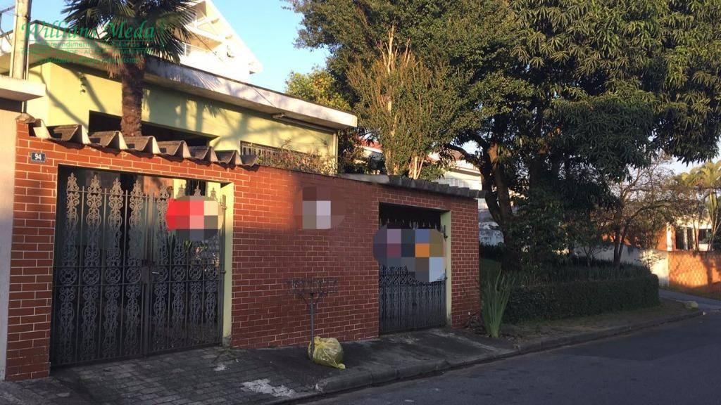Casa residencial à venda, Cidade Maia, Guarulhos - CA0533.